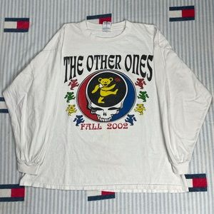 Vintage Grateful Dead The Other Ones tour shirt